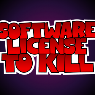 Software License to Kill